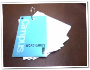 Wordcard